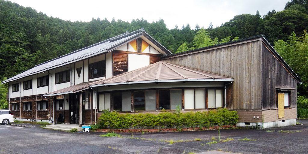 久万地区職員住宅(単身者用)/新築衛生設備工事(2003年12月竣工)