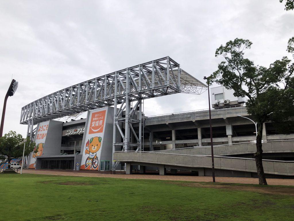 総合運動公園陸上競技場給排水幹線設備工事(2013年2月竣工)
