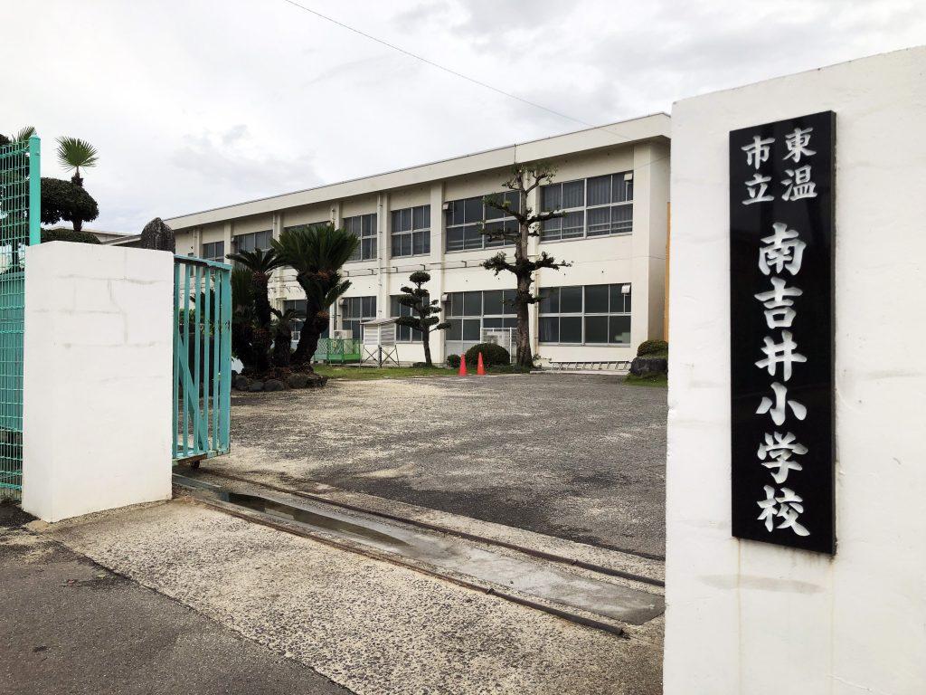 南吉井小学校北校舎東棟耐震補強改修機械設備工事(2014年10月竣工)