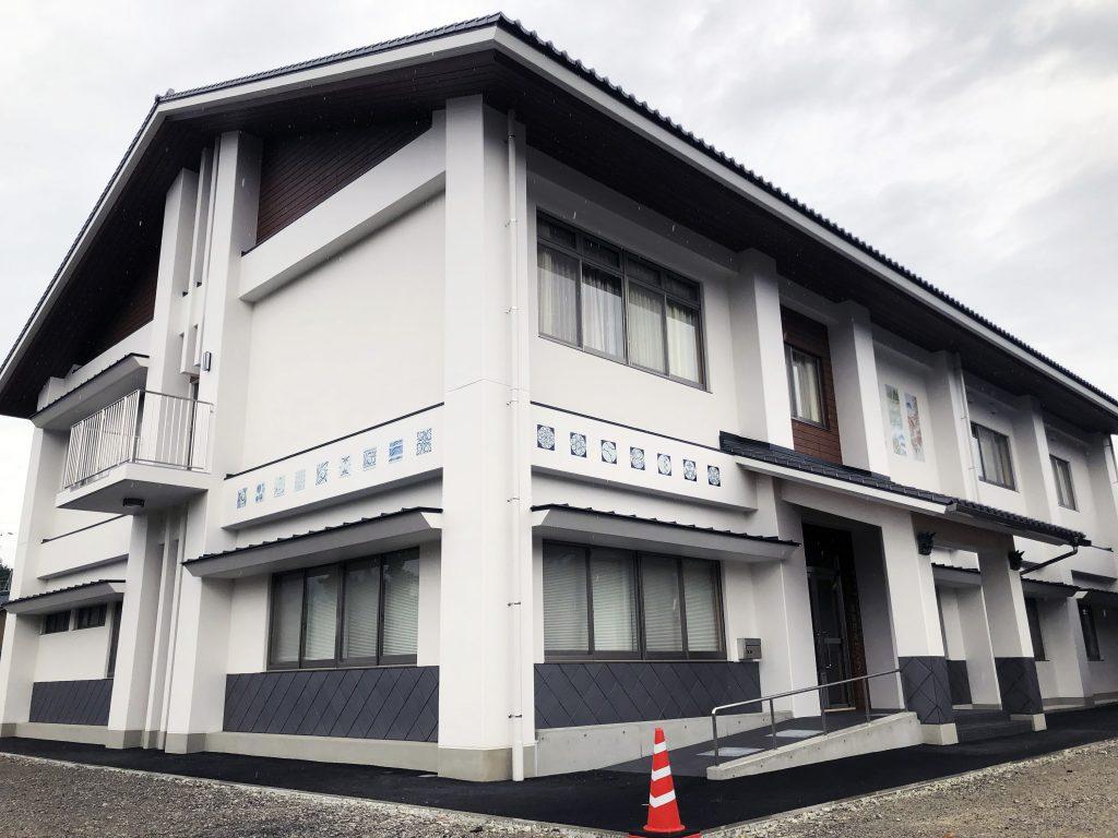 愛媛県窯業技術センター新築給排水工事(2019年6月竣工)