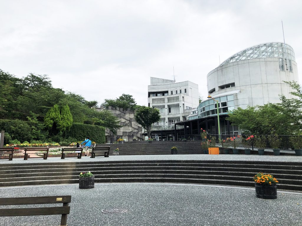 松山市総合公園/給排水工事