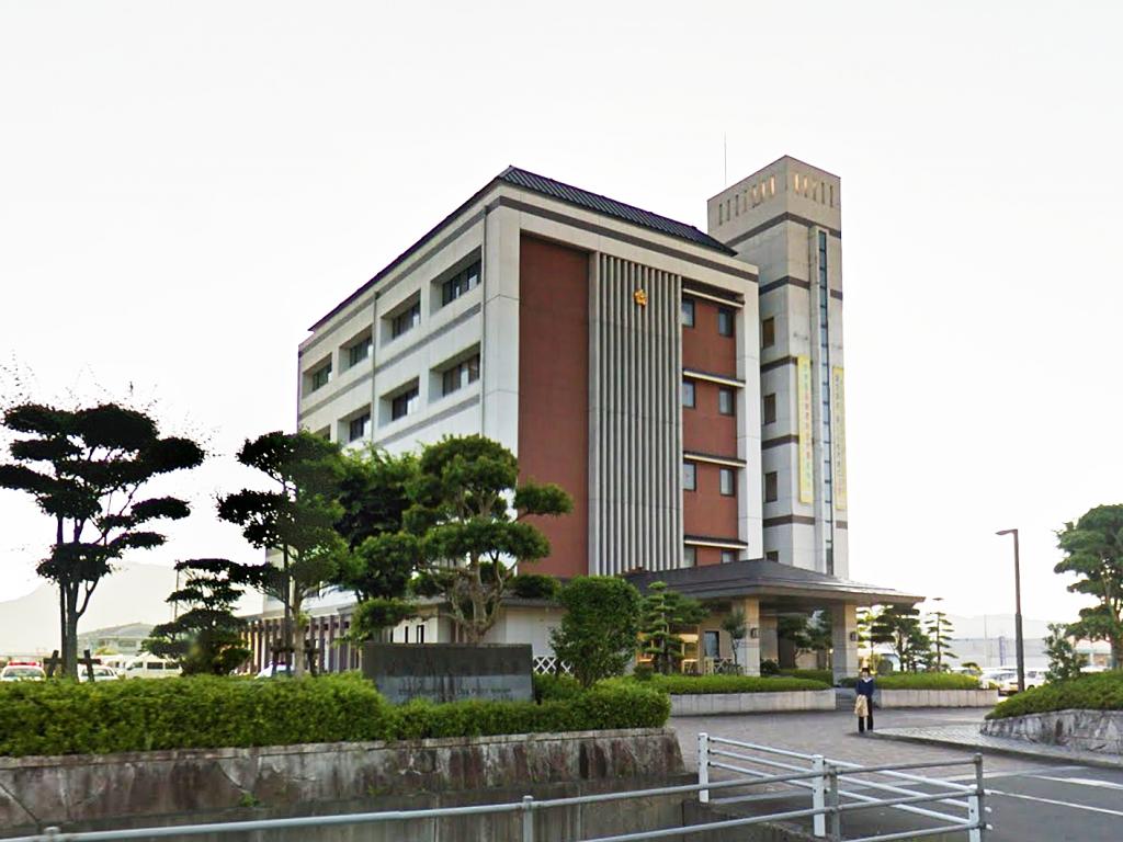 大洲警察署庁舎/新築衛生設備工事(2002年9月竣工)